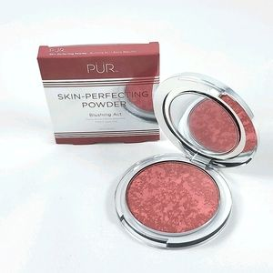 PÜR Skin-Perfecting Powder Matte Blush in …